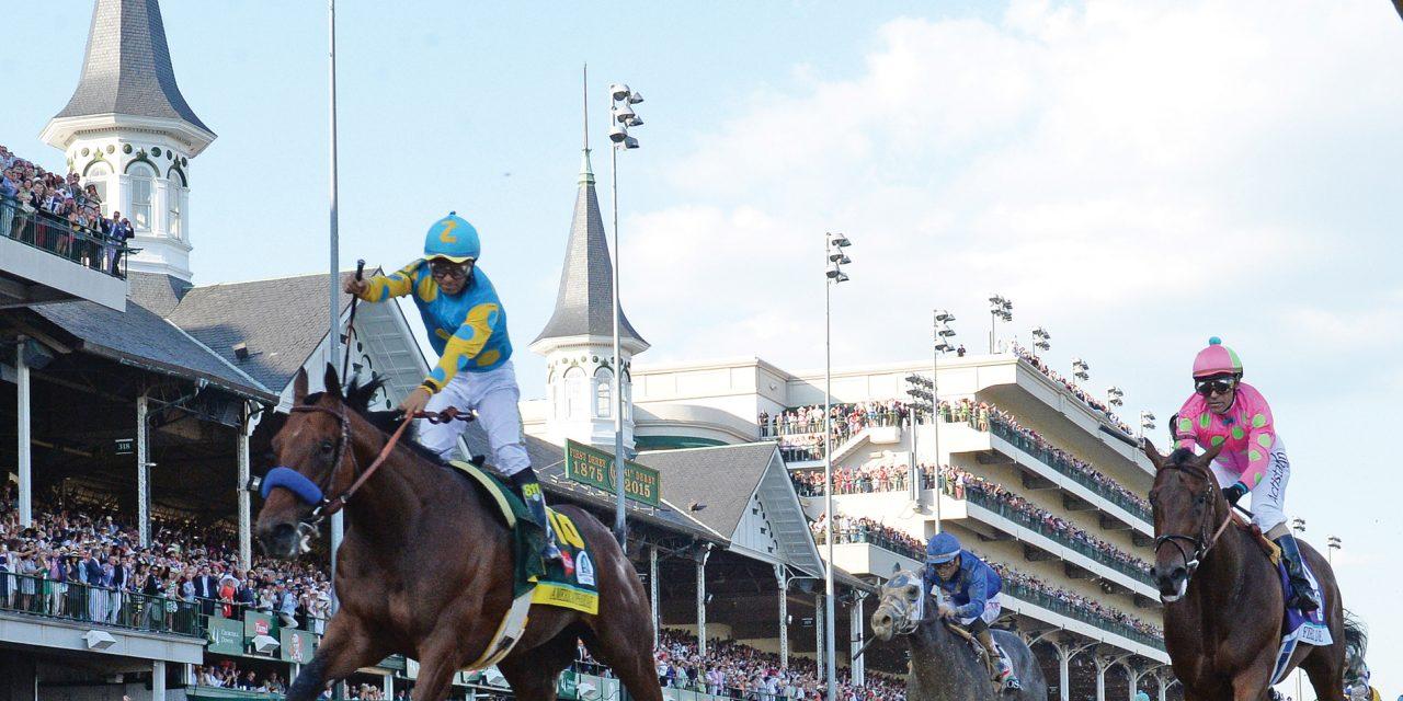 https://www.stallions.com.au/wp-content/uploads/2019/12/American-Pharoah-Kentucky-Derby-4-1280x640.jpg